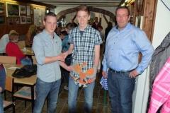 2014 Schülerprinzen Vogelschuss